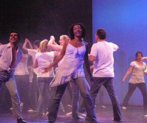Stage de danse Jazz-claquettes avec Aline SERY