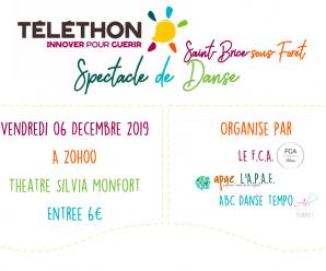 Téléthon Saint Brice 2019