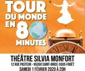 Le Tour du Monde en 80 min
