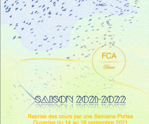 Rentrée et Journées Portes Ouvertes Saison 2021-2022
